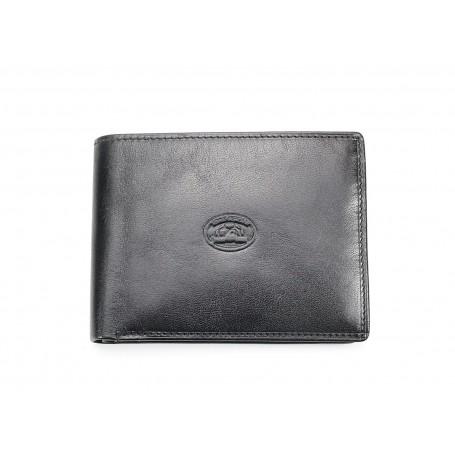 Brieftasche für Geldscheine, Kreditkarten und Münzen